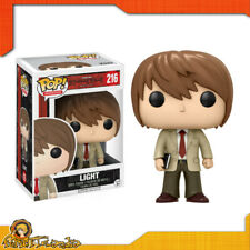 Pepyplays Funko pop Light Death Note 216