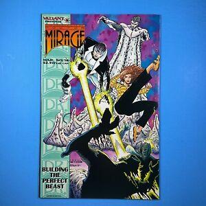 The Second Life of Doctor Mirage #16 VALIANT COMICS 1995