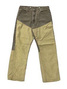 ProGear Upland Jean XTRA Briar, Brush, Field Brown Pants 36x32