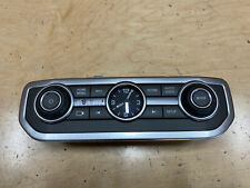 2016 Land Rover Landrover LR4 Navigation Radio Control Analog Clock OEM LP