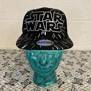 Star Wars Kids Snapback Hat Galaxy Pattern Cap