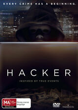Hacker  - DVD - NEW Region 4