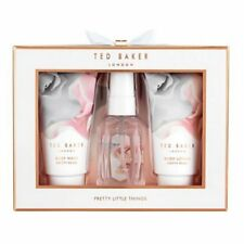 Ted Baker Pretty Little Things Mini Trio Gift Set Ladies Birthday Gift BNIB