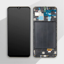 For Samsung Galaxy A30 A305 A305F A305G A305DS LCD Touch Screen Digitizer Frame