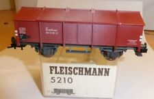 Fleischmann 5210 H0 pochette Gatefold Ose K de DB Brun Très bien