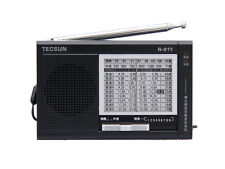 Free Shipping TECSUN R-911 Portable Radio AM/ FM / SW1-9 11 Bands Receiver