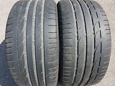 Bridgestone Potenza S001 RFT 255 40 R 18 95Y 2x Sommerreifen Dot 0513