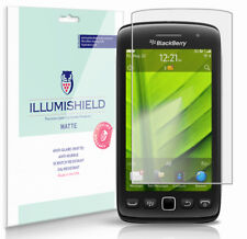 iLLumiShield Anti-Glare Matte Screen Protector 3x for BlackBerry Torch 9860