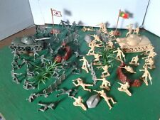 Battleground playset - Military - 2 inch army men & accessories
