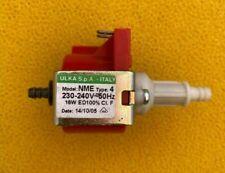 Elektropumpe Wasserpumpe Pumpe ULKA MODEL: NME Type: 4  230-240V 16W
