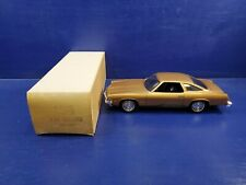 1975 Oldsmobile Cutlass Promo car Canyon Copper New in the Box