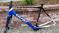 Guru Flite 52cm carbon fiber frame (sized closer to a CAD54cm)