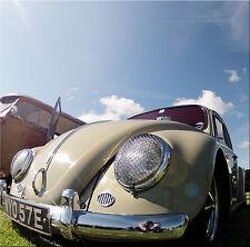 Headlight Grilles Mesh Vintage for VW Beetle Porsche 356 Bug Splitscreen AAC003