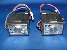 SMC Solenoid Valves VX2340J Lot of 2 NEW