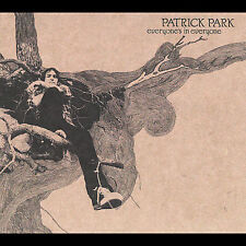 FREE US SHIP. on ANY 2 CDs! NEW CD Patrick Park: Everyone's in Everyone (Dig)