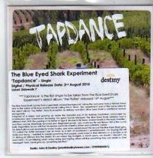 (BT359) The Blue Eyed Shark Experiment, Tapdance - DJ CD