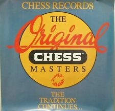 Chess Records - Blues - CHESS RECORDS LOGO Vintage Promo Poster - NM
