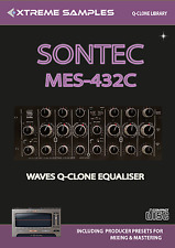 Xtreme samples sontec mes-432c EQ Waves Q-Clone Library