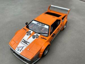 "Carrera Digital 124 23872 BMW M1 Procar ""No. 80 Zandvoort 1979 Karosse+Chassis"