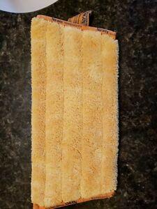 Norwex Floor Dry Mop Pad small yellow