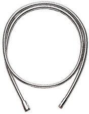 """GROHE Metall- Brauseschlauch 200cm 1/2""""x3/8"""" chrom 28158000 z.Bsp.f.Wannenrand"""