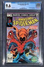 The Amazing Spiderman 238 CGC 9.6 1st Hobgoblin With Tattooz Universal Grade