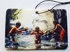 YOUR PICTURE ON A RECTANGULAR AIR FRESHENER - LANDSCAPE