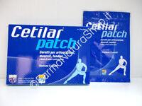 CETILAR® Patch ►PROMO BIPACK◄ 5+5 Cerotti muscoli, tendini, articolazioni