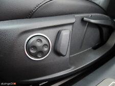 VW Passat B6 B7 3C B8 3G CC Touareg 7P Aluring Alu Sitzverstellung R-LINE R36