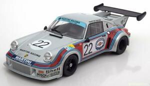 1:18 Norev Porsche 911 Carrera RSR 2.1 #22, 2nd 24h Le Mans 1974