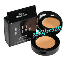 Bobbi Brown Corrector (Light To Medium Peach) 0.05oz/1.4 g New In Box
