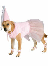 Pink Princess Pup Pet Costume Dog Halloween Dress Up Cosplay Small Rubie's