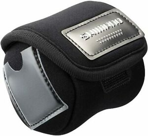 Shimano Spare Spool Case PC-018L Size S/M/L Color Black/Red from Japan