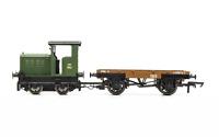 Hornby R3706 OO Gauge Ruston & Hornsby 48DS War Department