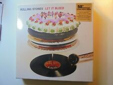 """The Rolling Stones """"Let it bleed""""  50th anniversary Limited Edition + Mojo"""