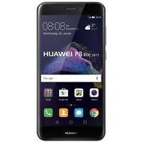 "HUAWEI P8 LITE 2017 BLACK NERO 3GB RAM 16GB 4G 5.2"" 12MPX NFC GARANZIA ITALIA"