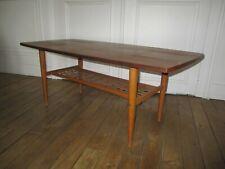 TABLE A THE OU A CAFE SCANDINAVE DE 1964 EN TECK  SIGNEE ALBERTS TIBRO