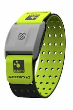 Scosche RHYTHM 1.9 Armband Heart Rate Monitor Green