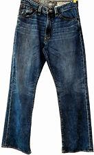 X2 DENIM LABORATORY Men's Boot Cut Blue M22 Medium Wash Size 31L x 32W