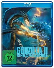 Godzilla II: King of the Monsters (Blu-Ray, 2019)