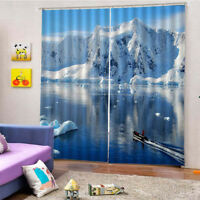 2 Panel Darkening Window Curtains Drapes Bedroom Living Room Bath