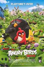 Angry Birds Regular  Double Sided Orig Movie Poster 27x40