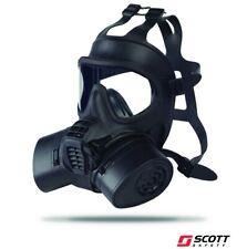 More details for scott safety general service respirator (gsr) / mask size 4