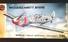 Airfix 1/24 Messerschmitt BF 109E series 12