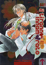 IL TIRANNO INNAMORATO n°  2 - manga erotico (YAOI) - SCONTO 20%