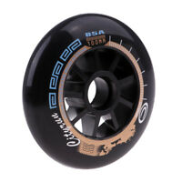 Inline Roller Skate Wheel Replacement Skating Accessory Durable 90-110mm