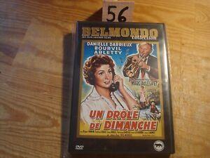 DVD : UN DROLE DE DIMANCHE  Collection BELMONDO N°47, Danielle DARRIEUX, Bourvil