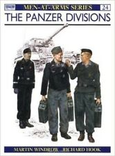 The Panzer Divisions,Martin Windrow  ,Osprey Publishing,1982