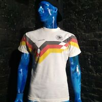 Germany Vintage Training Jersey Adidas 1990s Catton Shirt Mens Size M