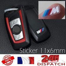 Sticker /// M 11x6mm BLANC Cle Key BMWSticker /// M 11x6mm BLANC Cle Key BMW